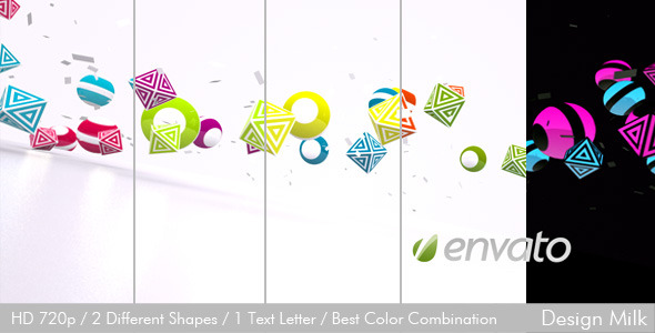 After Effects Project - VideoHive Broadcast Network Design Shapes & Colors  ...
