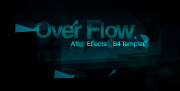 After Effects Project - VideoHive Open Flow 310478