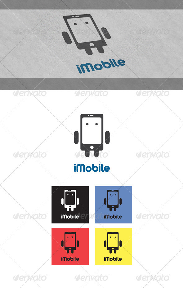 Imobile Logo Templates - Objects Logo Templates