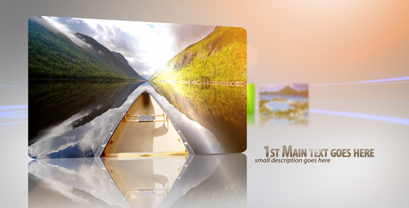 After Effects Project - VideoHive Spin In Gallery 107700