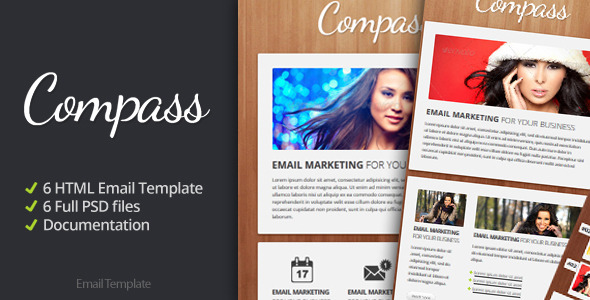 Compass Email Template
