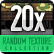20x WHGFX Random Textures - GraphicRiver Item for Sale