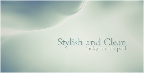 Stylish And Clean Backgrounds Pack