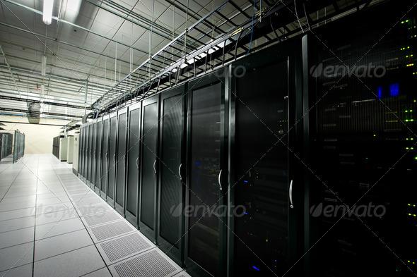 PhotoDune Data center 3033613