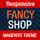 Fancy – Clothing Magento Theme  Free Download