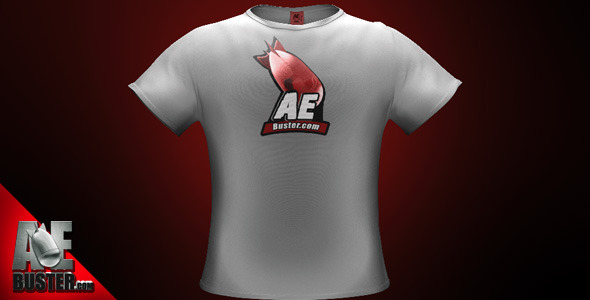 After Effects Project - VideoHive T Shirt Customizer 3012345