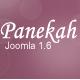 Panekah – Creative Joomla Template 1.6  Free Download