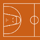 Basketball Court - GraphicRiver Item for Sale