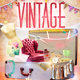 Vintage Showroom Flyer Template - GraphicRiver Item for Sale