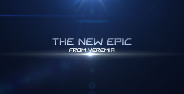 The New Epic VideoHive  Video Displays  Light 311257