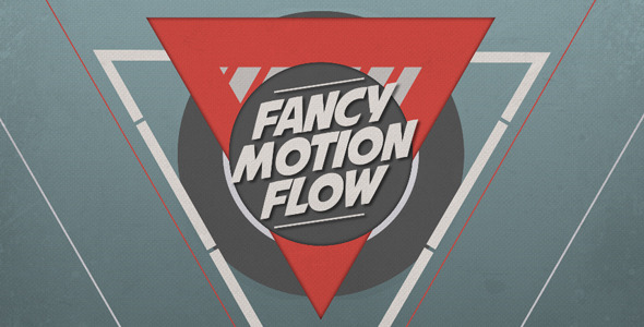 After Effects Project - VideoHive Fancy Motion Flow 3032820