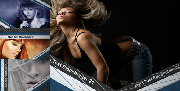 VideoHive Clean Professional Slideshow 3027900