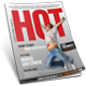 Hot Design Magazine Template - GraphicRiver Item for Sale