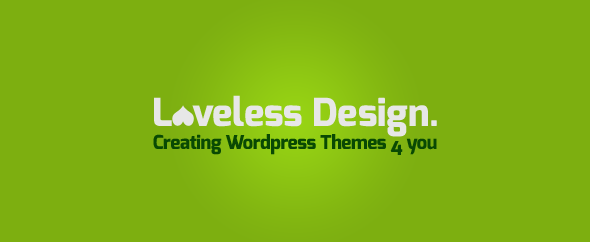 Logo lovelessdesign themeforest