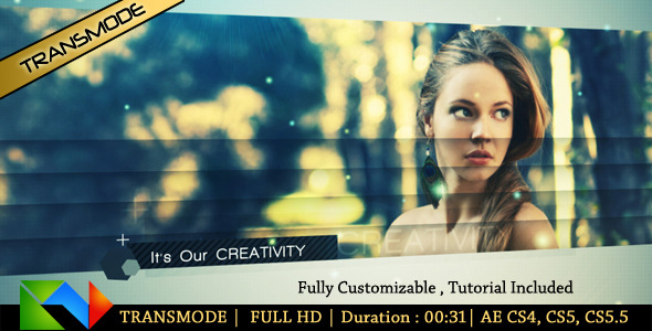 After Effects Project - VideoHive Transmode 3034927