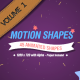Motion Shapes Vol. 1 - VideoHive Item for Sale