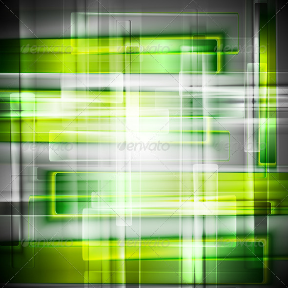 Bright green vector backdrop - Backgrounds Decorative