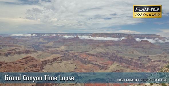 Grand Canyon Time Lapse
