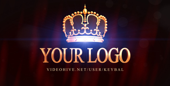 After Effects Project - VideoHive Crown Logo 3036833