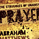 The Struggles of Unanswered Prayers Flyer Template - GraphicRiver Item for Sale
