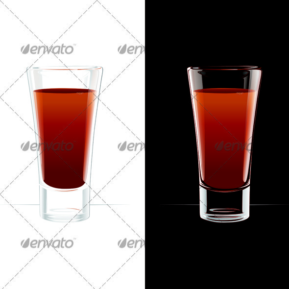 GraphicRiver Bloody Mary Cocktail Or Tomato Juice 3038013