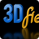 3Dfier – Solid Maker Action with 3D Reflection - GraphicRiver Item for Sale