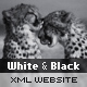 XML Template V4 ( White & Black ) - ActiveDen Item for Sale