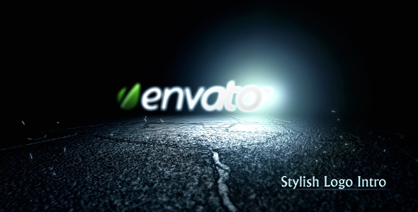 After Effects Project - VideoHive Stylish Logo Intro 3022432