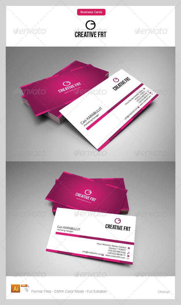 Corporate Business Cards 42 - Corporate Business Cards