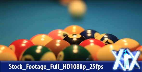 VideoHive Pool Table 3042450