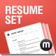 Stylish Resume - GraphicRiver Item for Sale