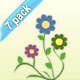 Flower animations (floral ornament pack) - ActiveDen Item for Sale