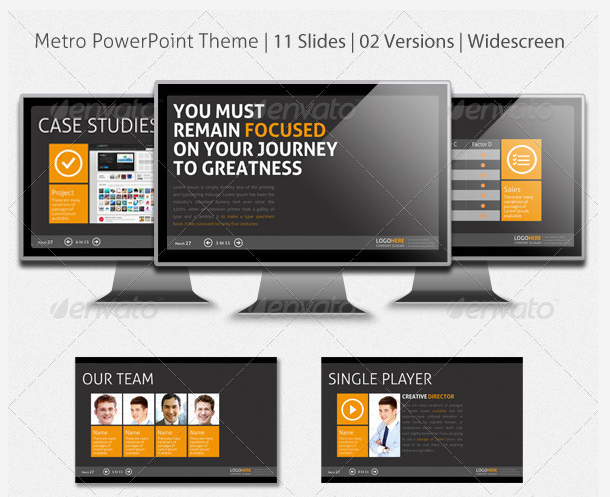 Presentation Templates (.ppt .key)