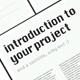 Get Minimal - Brochure 01 - GraphicRiver Item for Sale