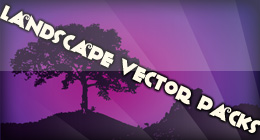 Landscape Vector Packs