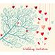 Download Vector Wedding invitation