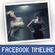 Disorder Facebook Timeline - GraphicRiver Item for Sale