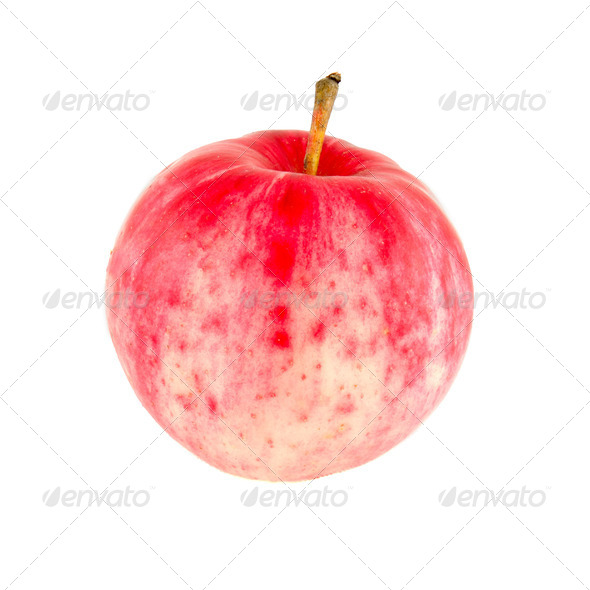 fresh apple - Stock Photo - Images