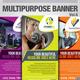 Multipurpose Banner Vol.5