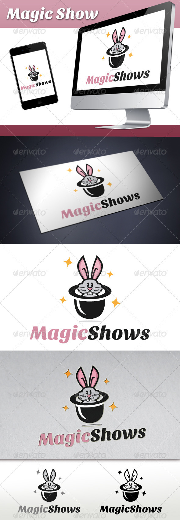 Magic Show Logo