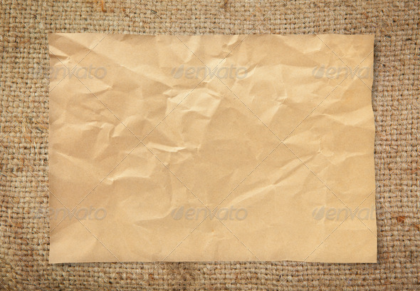 brown paper - Stock Photo - Images