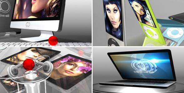 VideoHive iOpener Logo Reveal 3051247