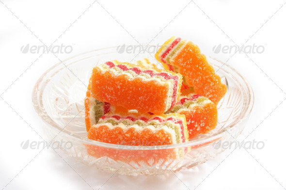 fruit candy - Stock Photo - Images