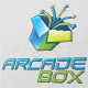 Arcade Box Logo - GraphicRiver Item for Sale
