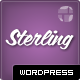 Sterling - Responsive Wordpress Theme