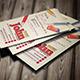 Mathematics Teacher Card - GraphicRiver Item for Sale