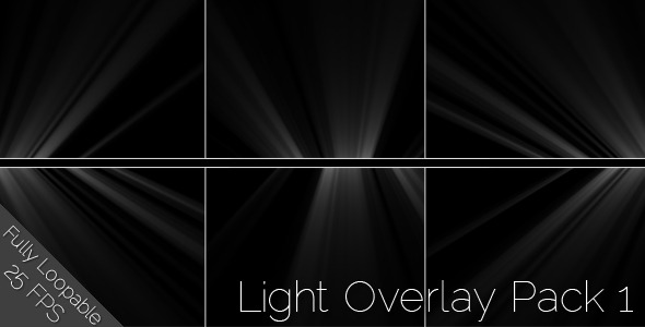 Light Overlay Pack 1