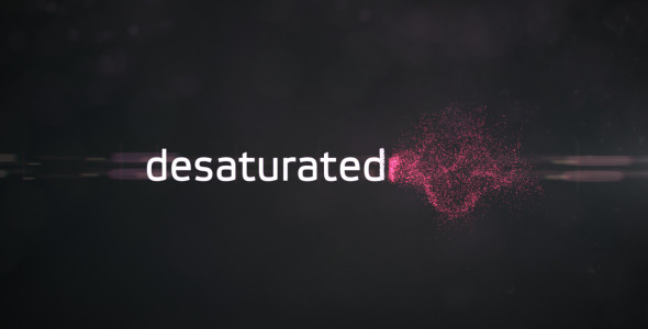 VideoHive Desaturated Magic Title Reveal 3047910
