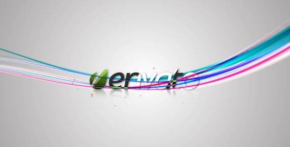 After Effects Project - VideoHive Colorful Lines 2 3038520