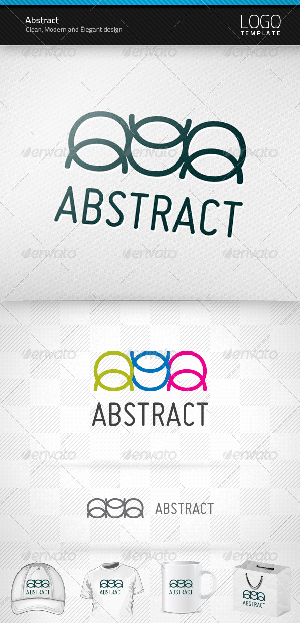 GraphicRiver Abstract Logo 3046248